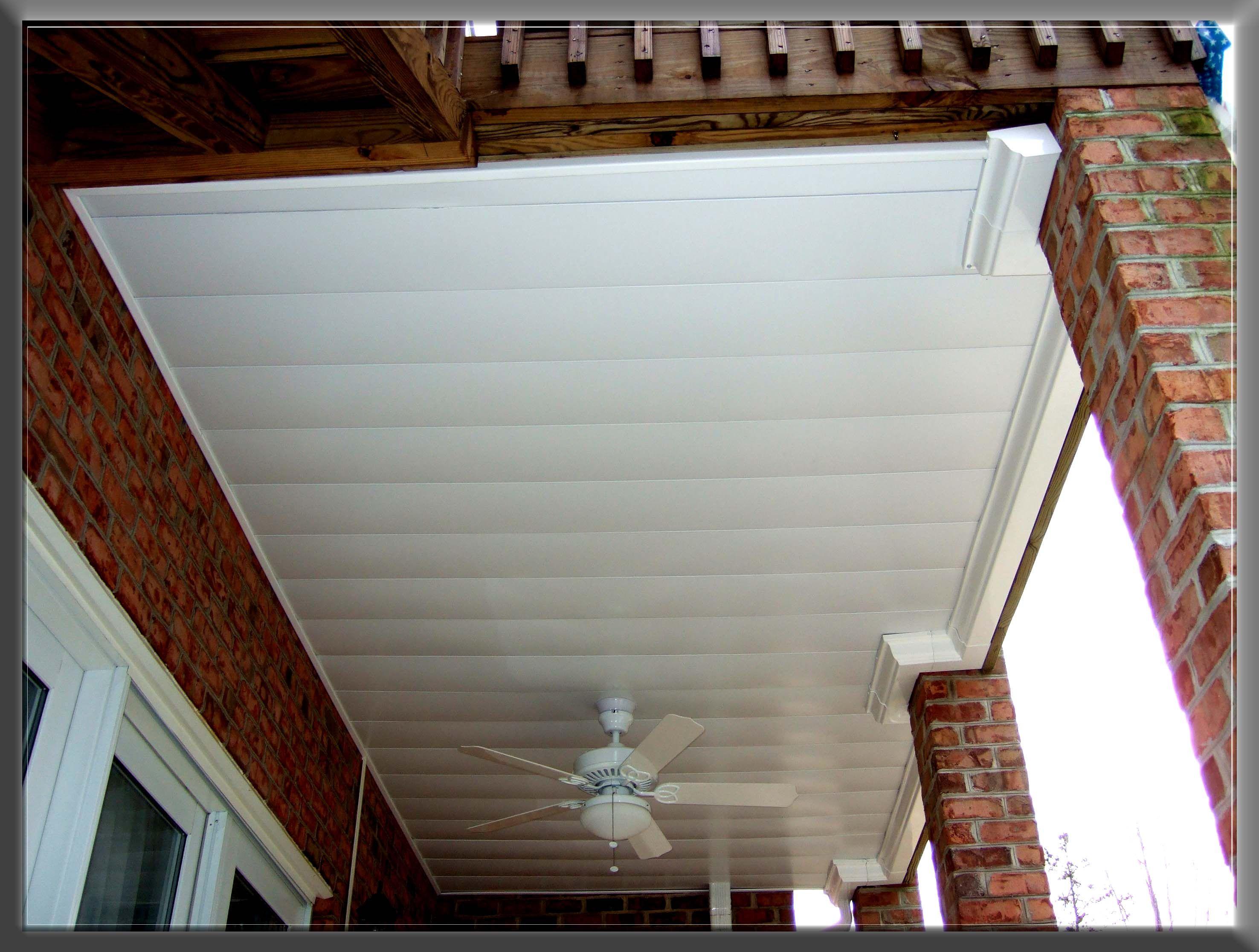 Under Deck Waterproofing Roofing Diy Deck Patio Under