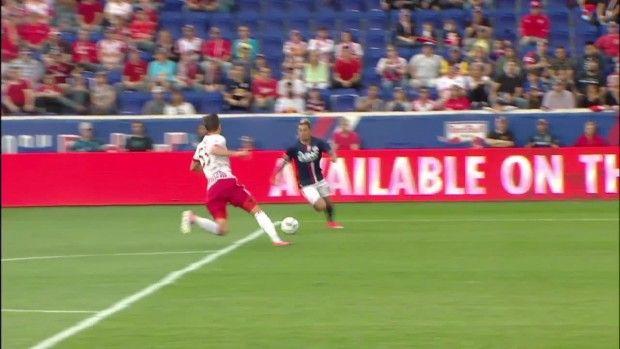 Mls Penalty Diego Fagundez Draws An Early Penalty Kick Penalty Kick Kicks New England Revolution