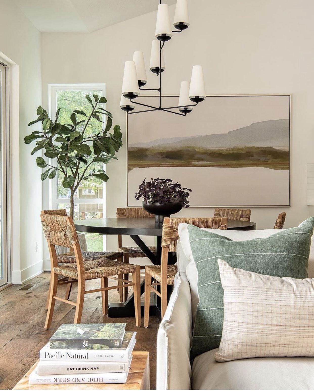 Wonderful Open Concept Kitchen Living Room Lighting For Your Cozy Home Cozyli Dining Room Design Modern Mid Century Modern Dining Room Mid Century Dining Room