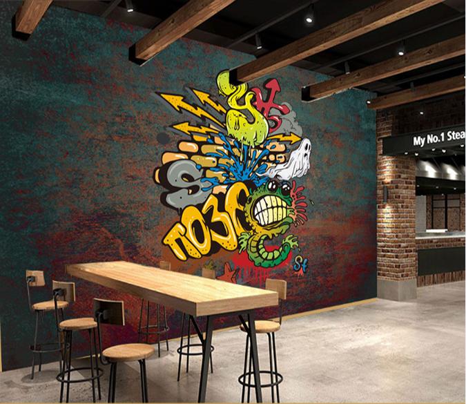 Customize Floor Mural Floor murals, Removable wallpaper