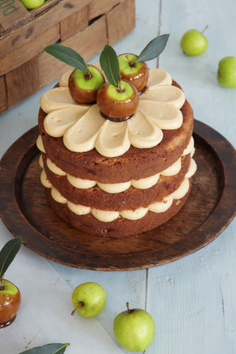 Flavorful Fall Cakes to Celebrate the Season