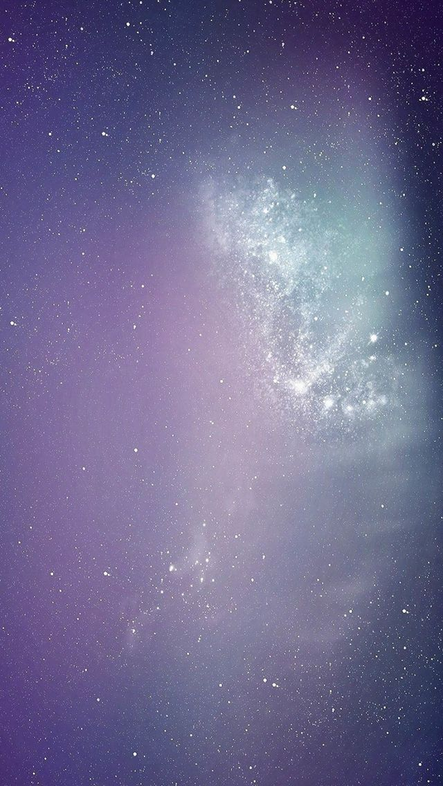 Pink Light In Space IPhone 5s Wallpaper