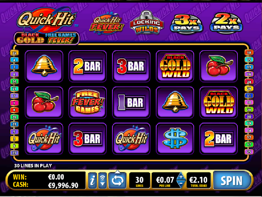 Automatová hra Quick gold black Jack - Automatová hra Quick gold black Jack patrí medzi klasické automaty, s ktorými však nikdy nie je nuda. #HracieAutomaty #VyherneAutomaty #Jackpot #Vyhra #Quickgold #blackJack - http://www.hracie-automaty.co/sloty/automatova-hra-quick-gold-black-jack