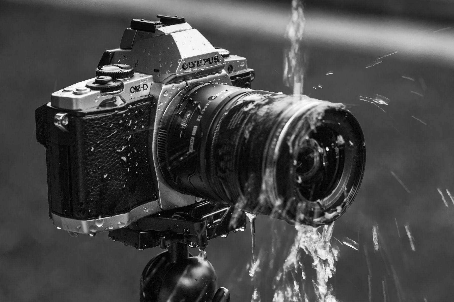 Review Olympus OMD EM5 Olympus, Sony alpha 7 ii, Camera