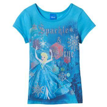Set maglietta e gonna Anna ed Elsa Frozen