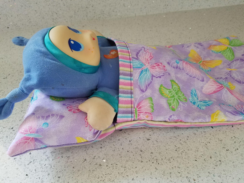 Stuffed Animal Sleeping Bag Baby Doll Sleeping Bag Toy Sleeping