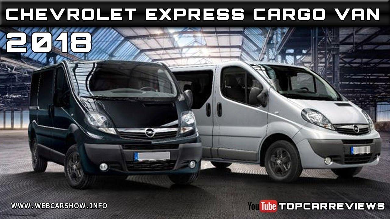 2019 Chevrolet Express 2500 Work Van First Drive