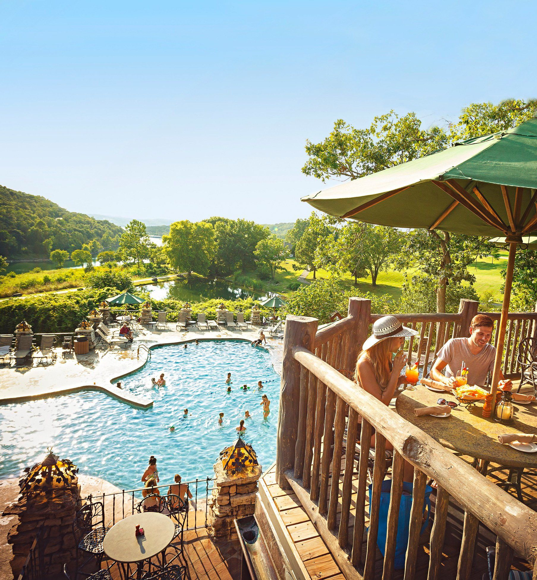50 Midwest Resorts We Love  Midwest vacations Family