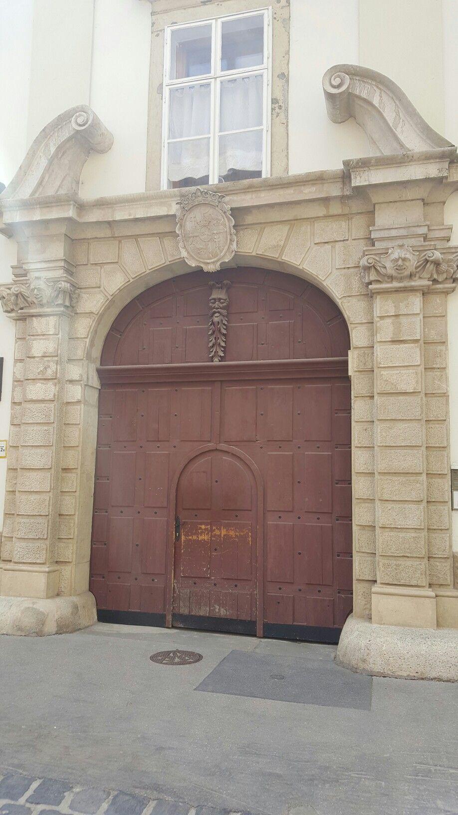 Uri utca Budapest Hungary