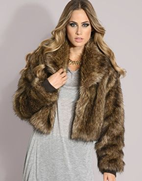Back just in time for the fall, Faux Fur! Faux fur was also ...
