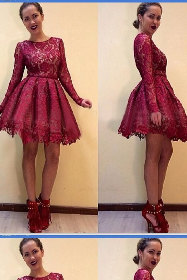 1149a925866 Custom Made Absorbing Red Lace