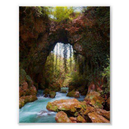 natural stone arch poster | Zazzle.com #ioannina-grecce