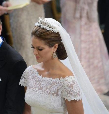 princess madeleine noble wedding