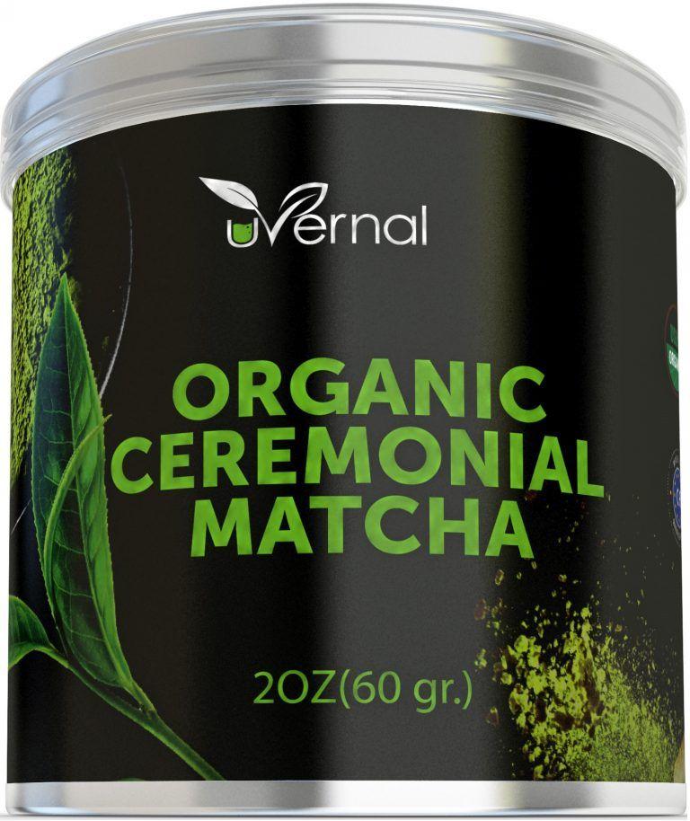 Organic Ceremonial Matcha Organic matcha green tea