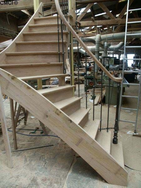 Pin Op Stairs