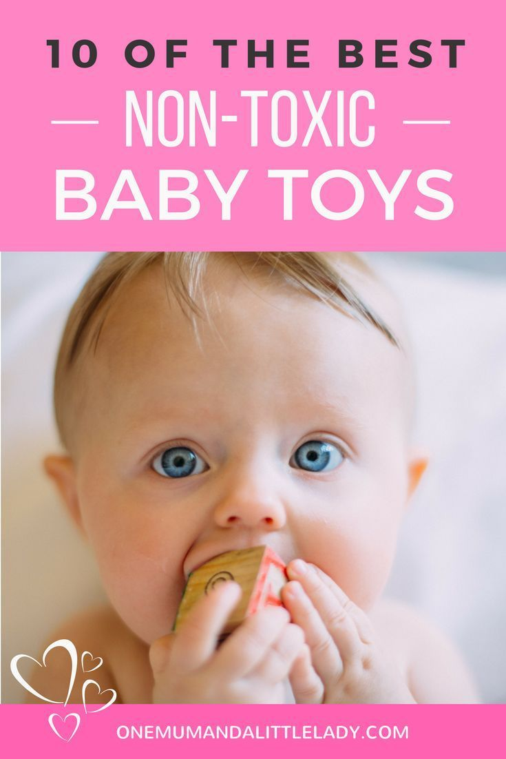 10 Non Toxic Baby Toys That Are BPA Free - One Mum and A Little Lady