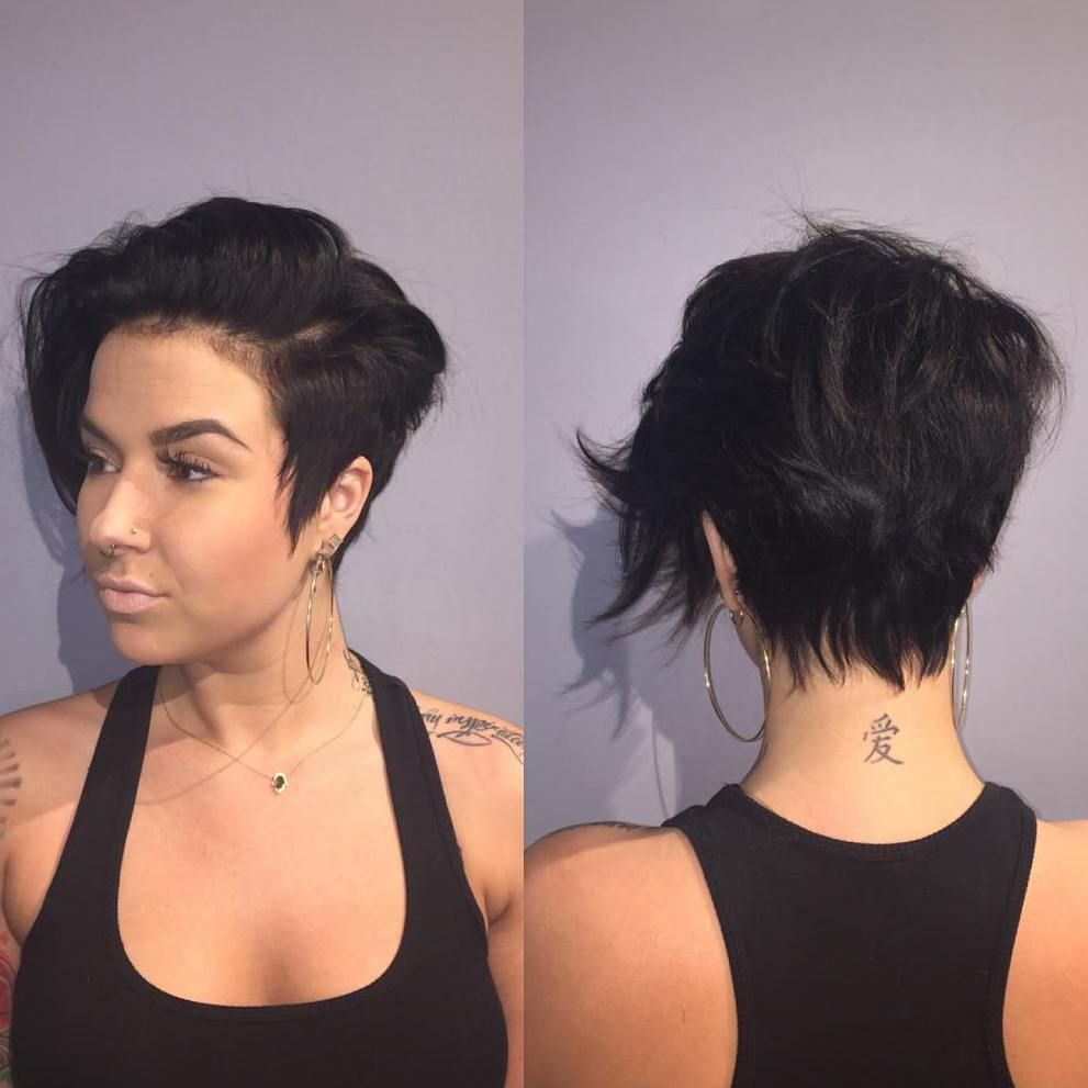 11 Classy Short Haircuts and Hairstyles for Thick Hair  Short