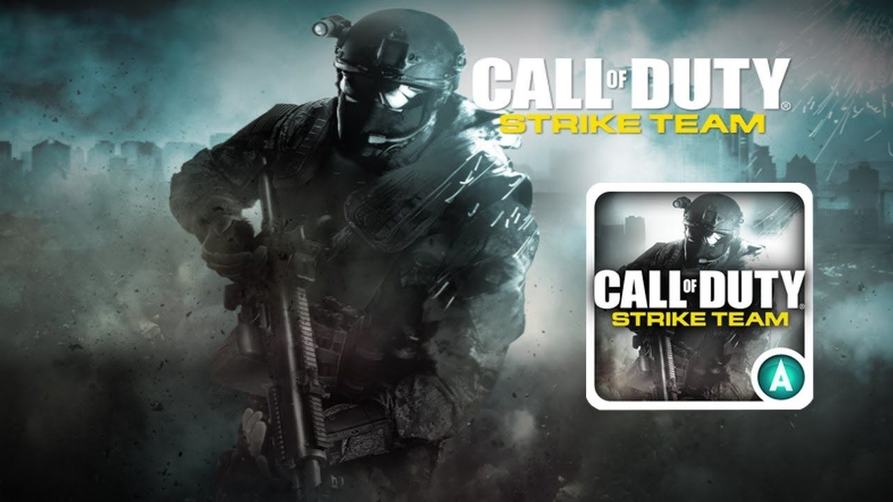Pin by Wilsonmandella on call of duty strike team apk | Call ... -