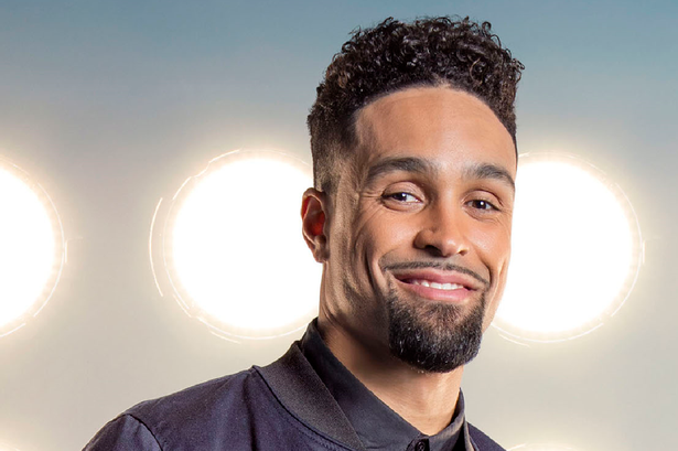 Ashley Banjo Height Weight Age Net Worth Girlfriend Ashley Banjo Banjo Weight