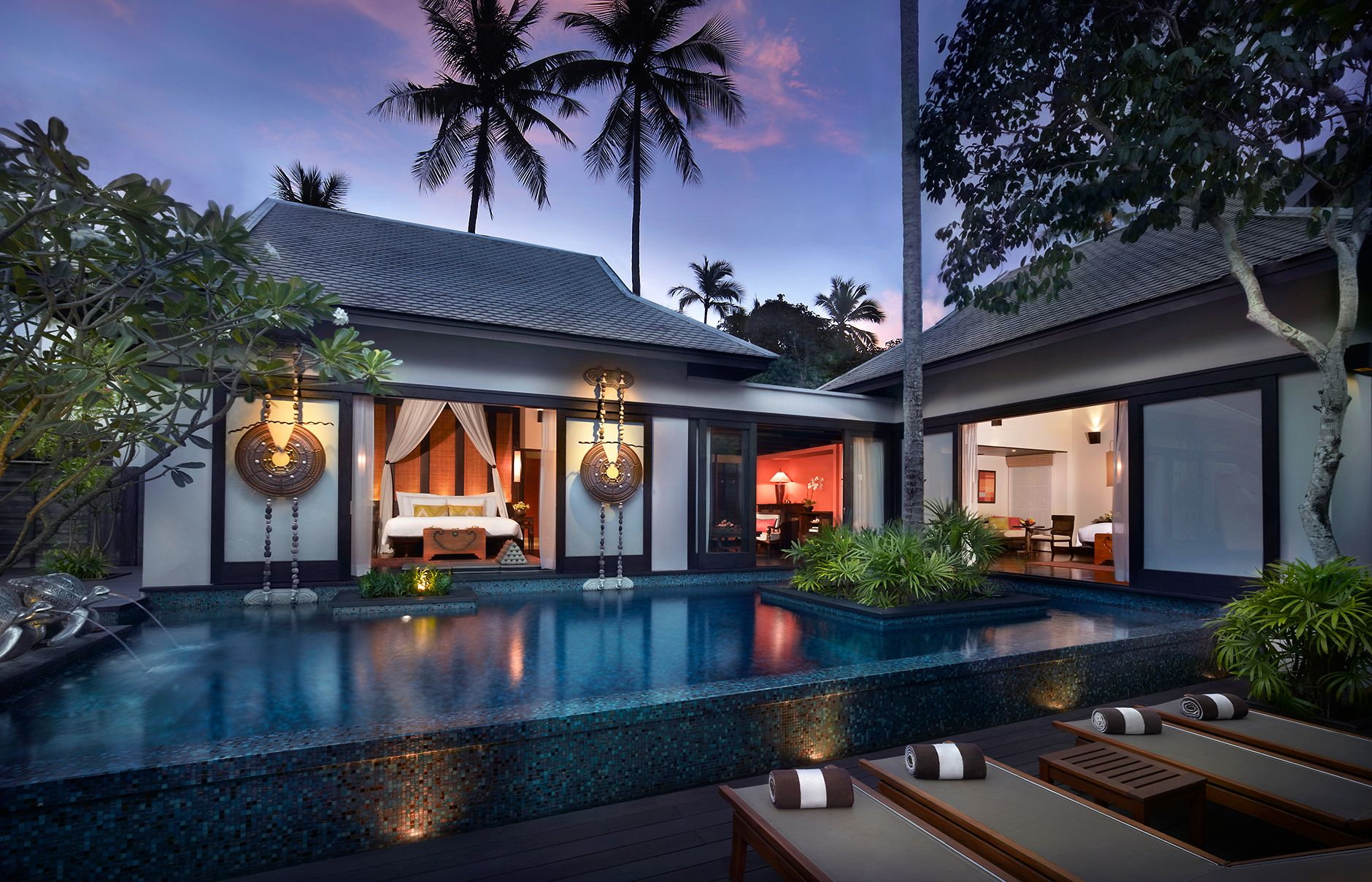 Two Bedroom Royal Villa. Anantara Phuket Villas, Thailand ...