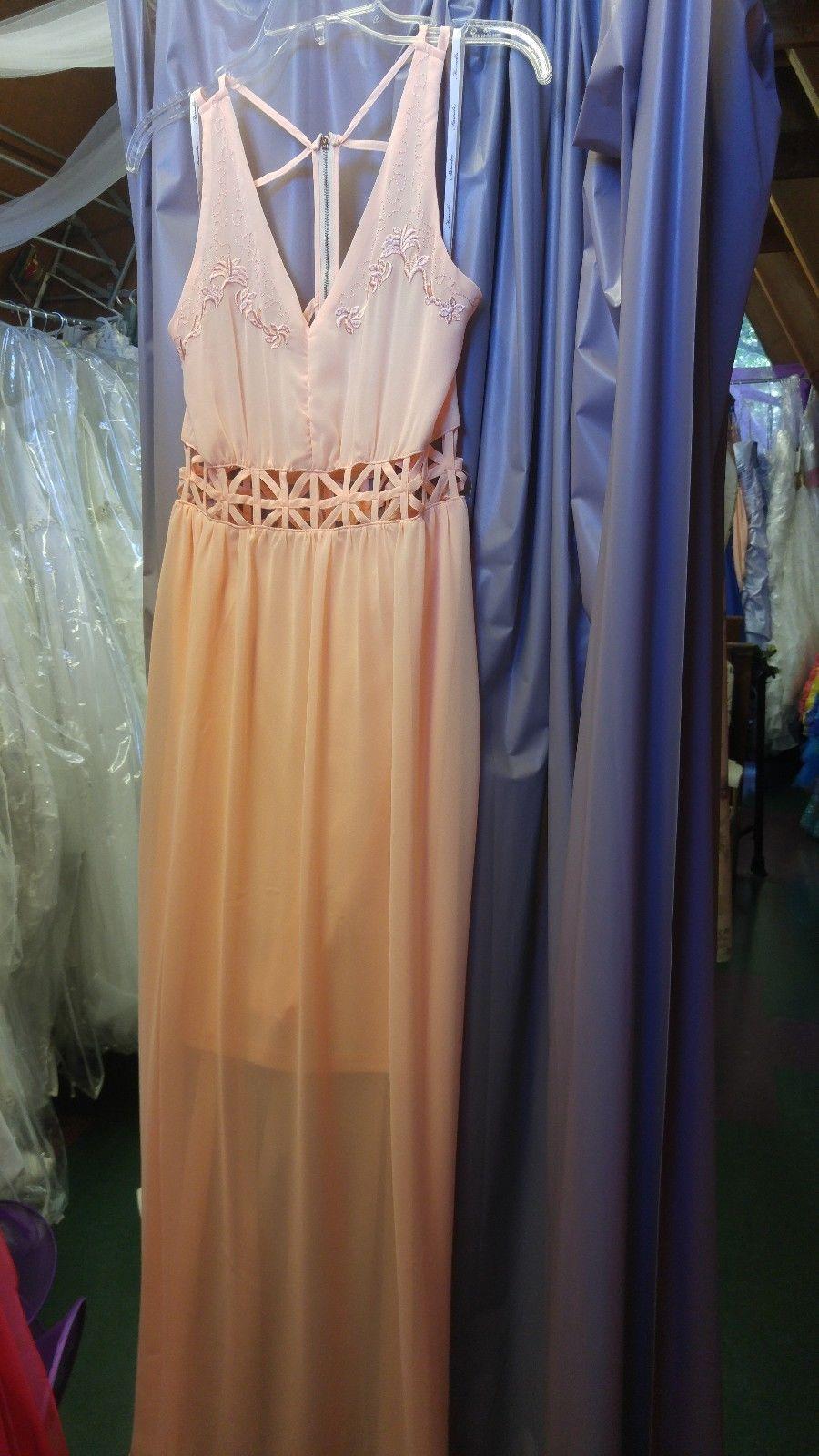 Cool amazing juniors summer dress or bridesmaid chiffon by marineblu
