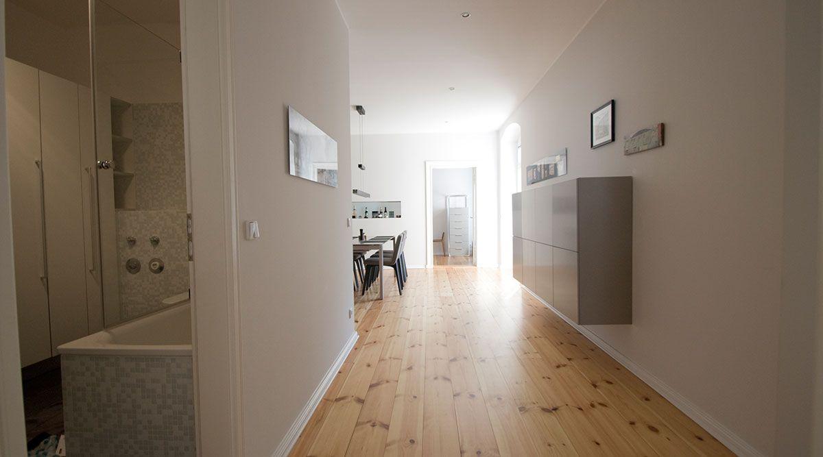 berliner k che modern fabian von ferrari berliner altbau modern interior pinterest. Black Bedroom Furniture Sets. Home Design Ideas