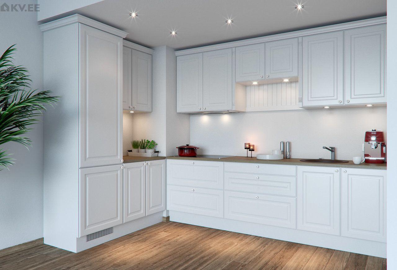 7314f9302c2 VAATA LISAKS: www.randla6.ee Korteri hind sisaldab köögimööblit koos  tehnikaga. Valikus
