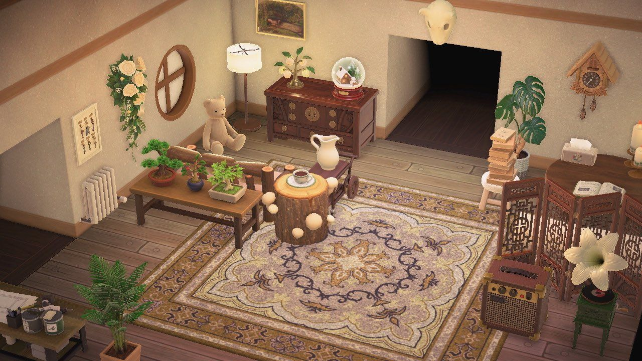 Eve On Twitter New Animal Crossing Animal Crossing Game Animal Crossing Acnh bedroom ideas cottagecore
