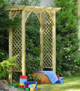 041120 pergola droite jardin deco garden pinterest pergola droit et mobilier de jardin. Black Bedroom Furniture Sets. Home Design Ideas