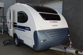 2015 Adria ACTION 361 LH   Camping