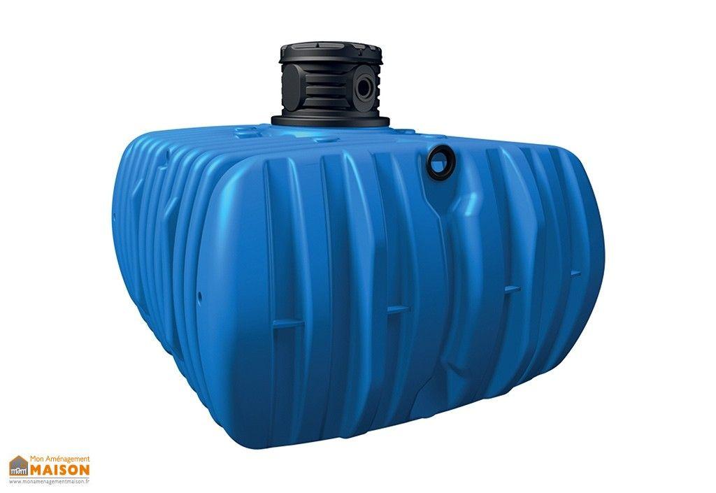 Cuve De Recuperation D Eau De Pluie 3000l Enterree En Polyethylene Recuperateur Eau De Pluie Enterre Recuperateur D Eau