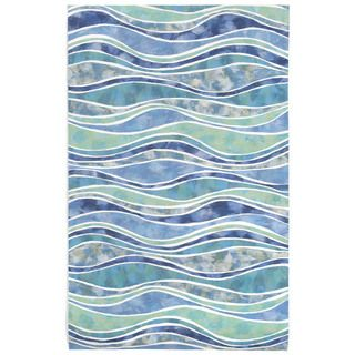 For Rolling Wave Outdoor Rug 8 X 10 Get Free