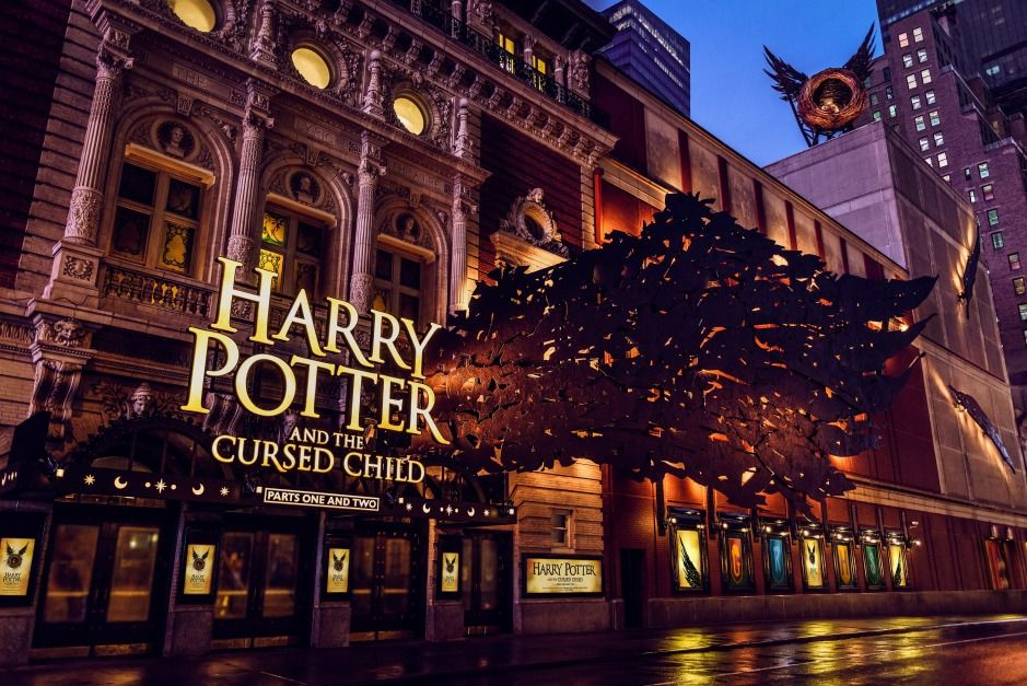 The Production Will Release 40 Tickets For Every Performance Of The Two Part Play Harry Potter Cursed Child Cursed Child Harry Potter Curses
