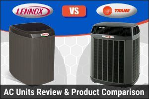 Lennox Ac Units Vs Trane Ac Units Ac Review Product Comparison Ac Units