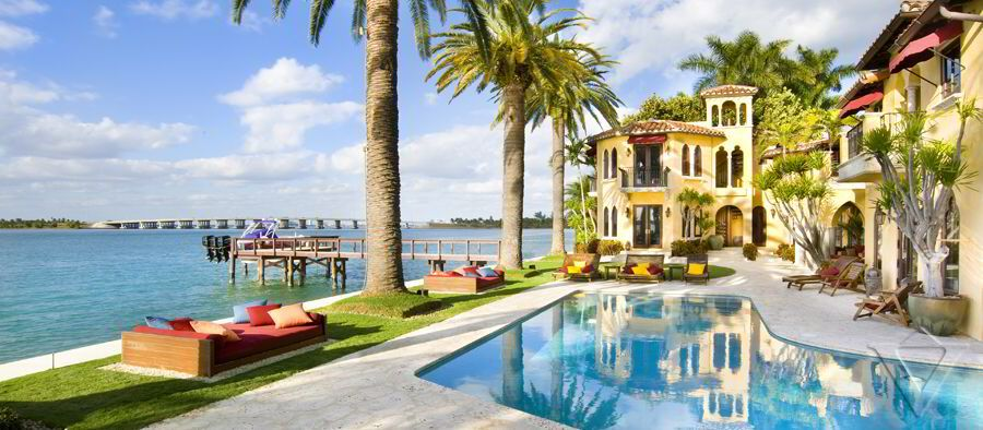 Villa Jasmine Miami This Mansion Was Previous Owned By Enrique Iglesias And Now