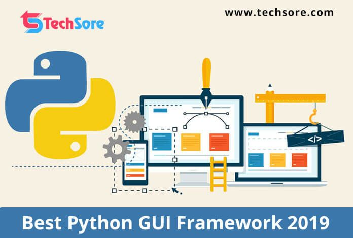 Best Python GUI interface 2019 Web development company