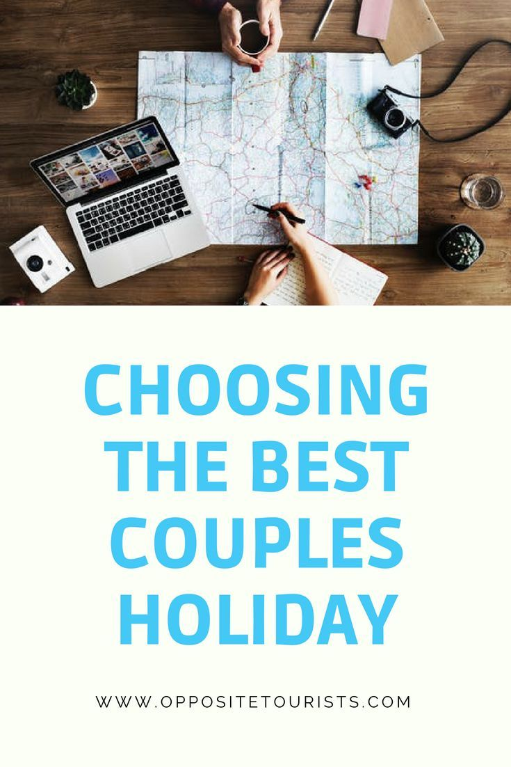 best dating a couples holiday