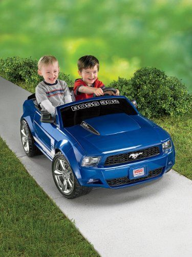 kids ride on toys power wheels ford mustang boss 302 cars for kids fisher price