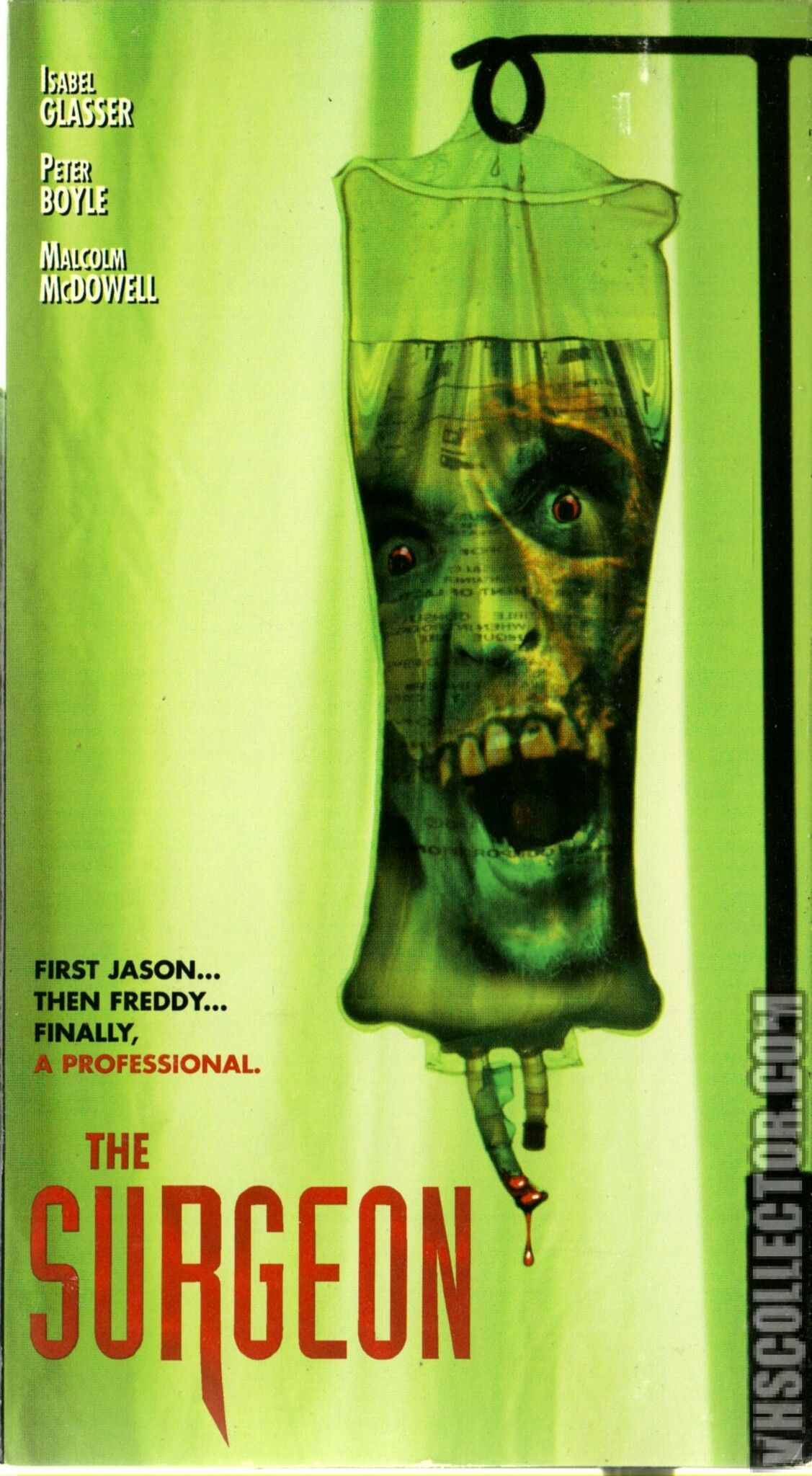 The Surgeon (1995) Scary movies, Horror movie posters
