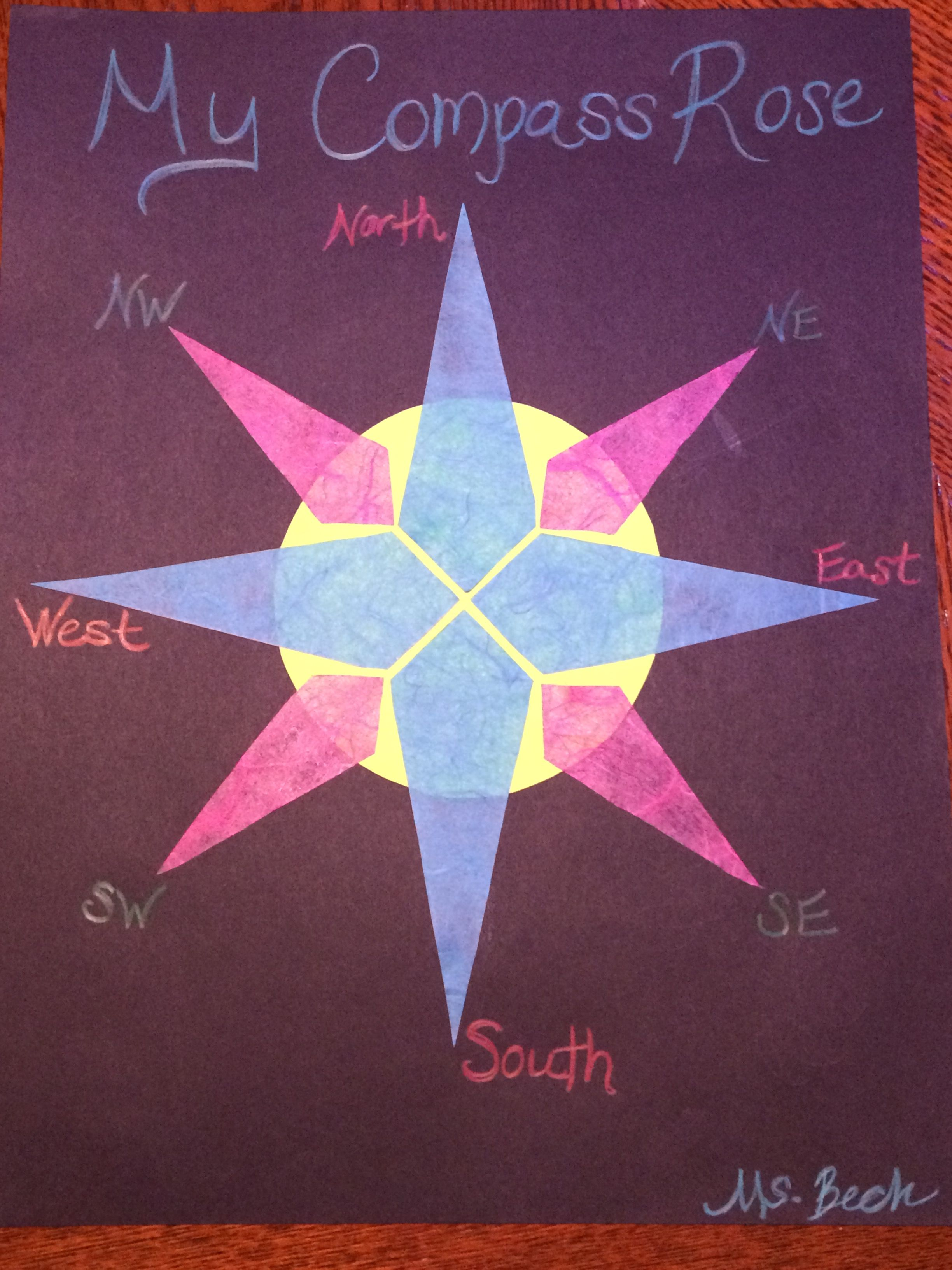 My Compass Rose