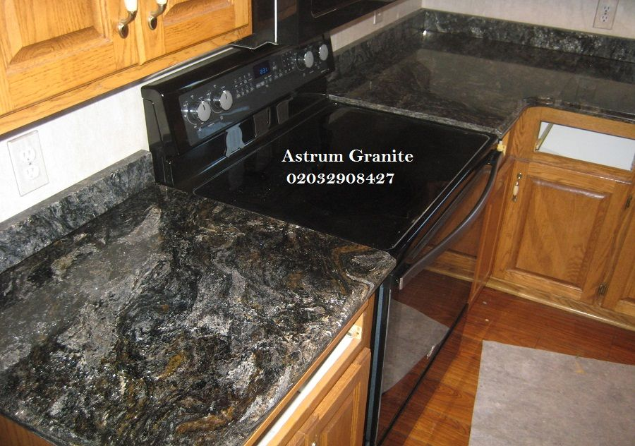 Searching For The Top Quality Black Forest Granite Kitchen Worktop