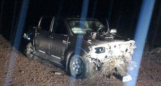 Un hombre sufrió varias fracturas en un accidente en la ruta 18  https://t.co/xQ7MyUHLaV https://t.co/uimrB6uC7h