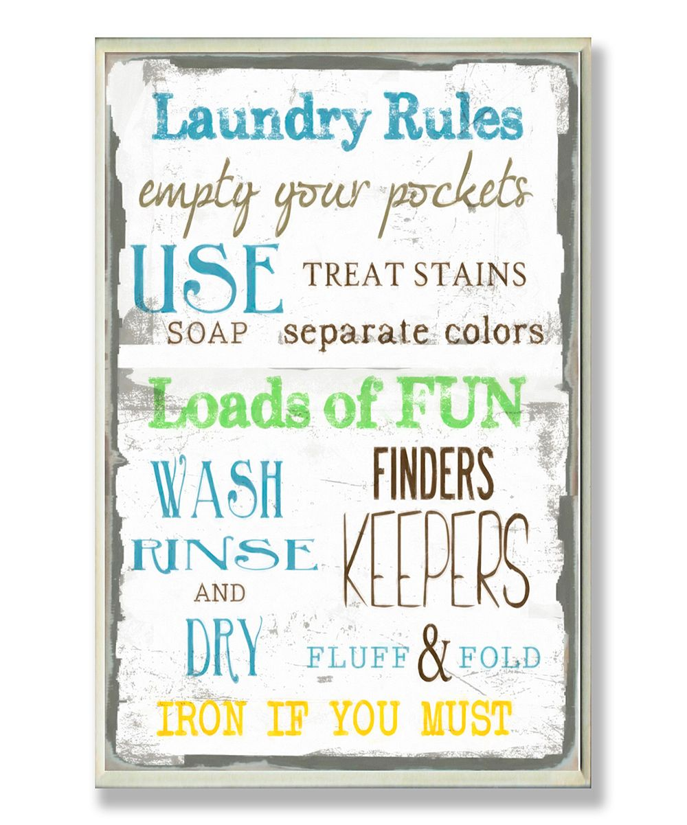 Laundry Room Wall Plaques Gorgeous Too Cute For The Laundry Room Decor That I Loved  Pinterest Decorating Inspiration