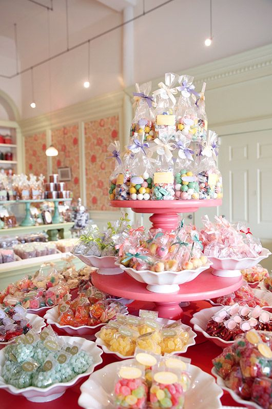 Inspiration for our candy kitchen