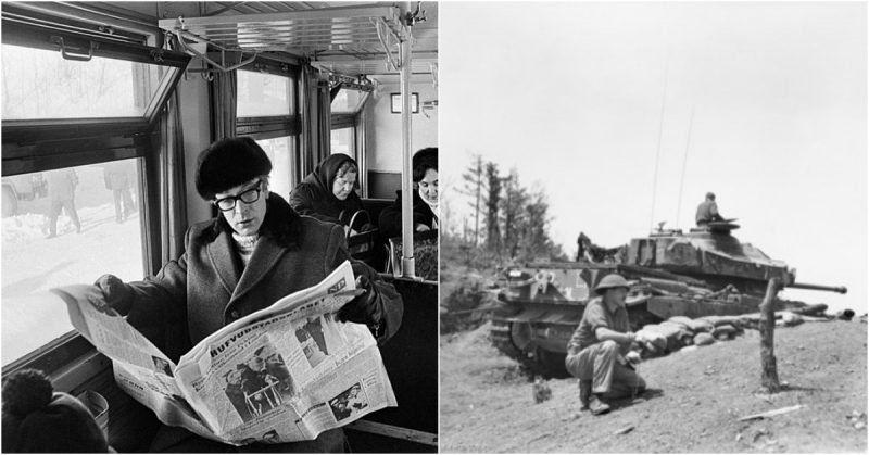 Did You Know Michael Caine is a Korean War Veteran? War