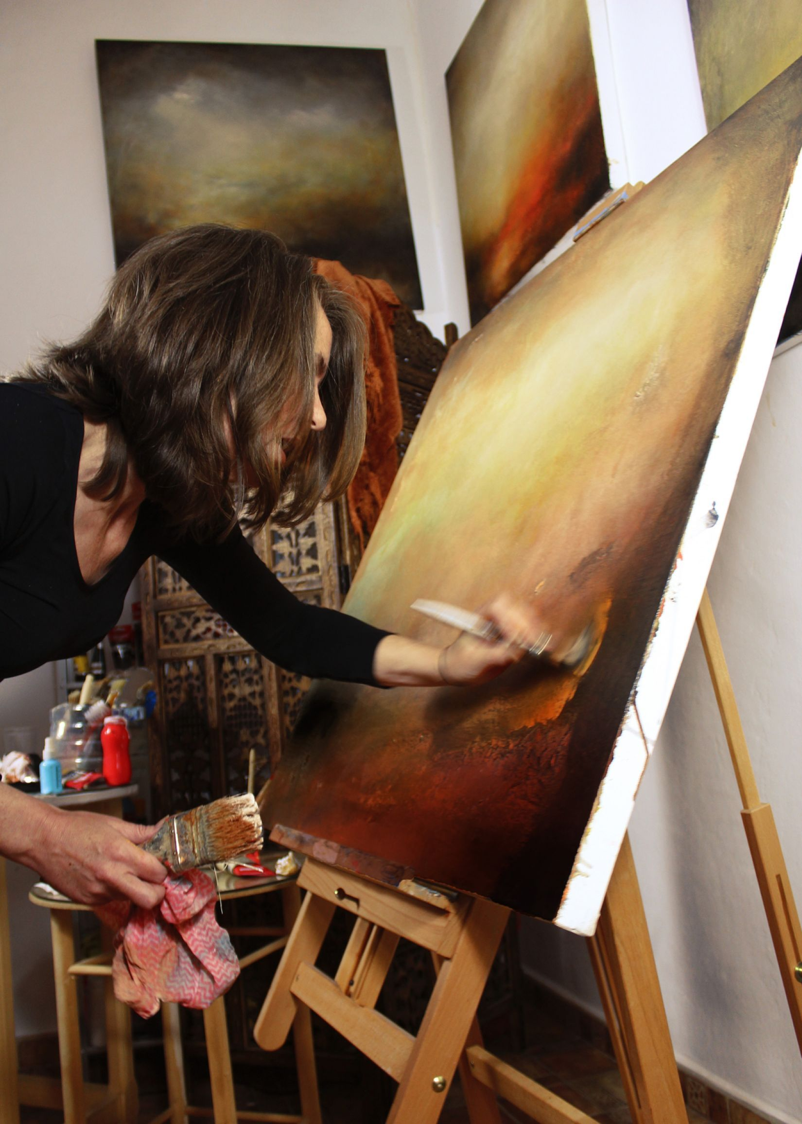 View latest photos and videos from Kerr Ashmore's studio. Discover beautiful Paintings and see how they're made. Discover thousands of other original paintings, prints, sculptures and photography from independent artists