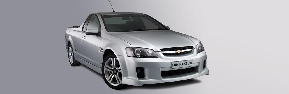 Chevrolet Lumina Ute Chevrolet Lumina Chevrolet Ute
