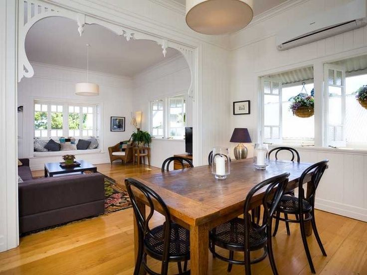 old queenslander home interior Google Search Dining