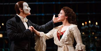 Do you love Broadway shows?  The Phantom of the Opera Book it: www.teelieturner.com   #phantom