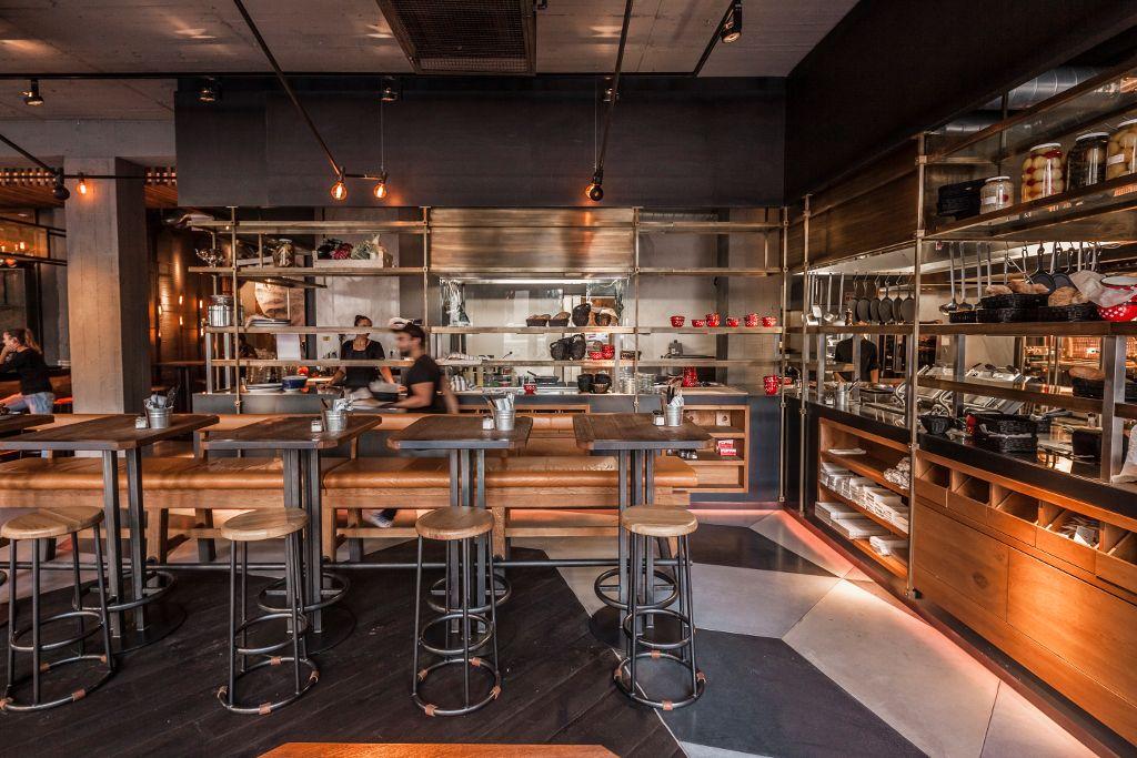 Bestia, (Budapest, Hungary) Bara Design Studio - Restaurant & Bar ...